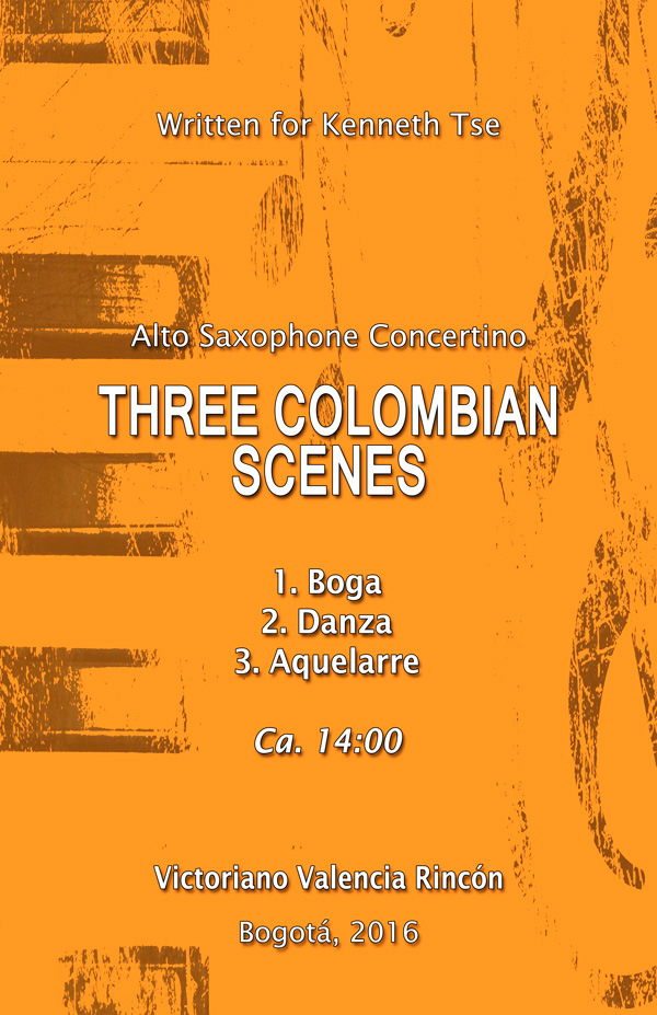 Three Colombian Scenes